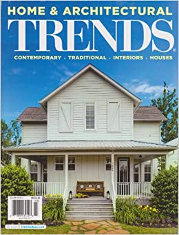 home architectural trends magazine volume 30 number 2