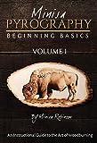 Minisa Pyrography DVD Beginning Basics of Woodburning Volume 1