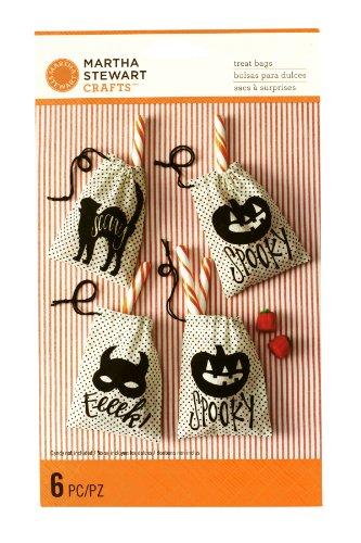 Martha Stewart Halloween Treat Bags