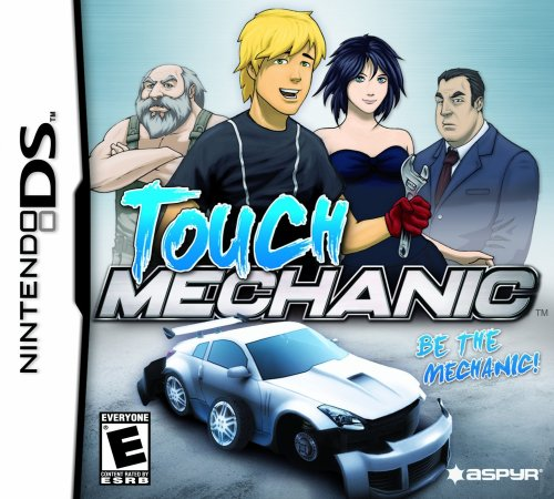 Touch Mechanic - Nintendo DS - 1