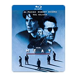 Heat (SteelBook Packaging) [Blu-ray]