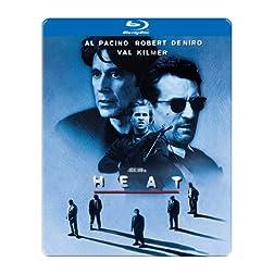 Heat (SteelBook Packaging) [Blu-ray]
