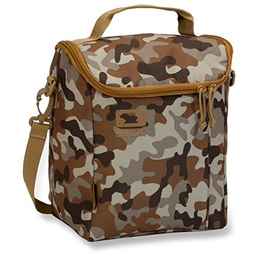 Mountainsmith The Sixer- Soft Sided Cooler, Dark Camo (Soft Sided Insulated Lunch Box compare prices)