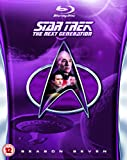 Star Trek:  The Next Generation -  Season 7 (Remastered) [Blu-ray] [Region Free]