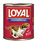 Loyal Dose mit Rind 12x800g