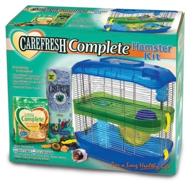 """CAREFRESH HAMSTER KIT """"Ctg: SMALL ANIMAL PRODUCTS - SMALL ANIMAL - CAGES"""""""