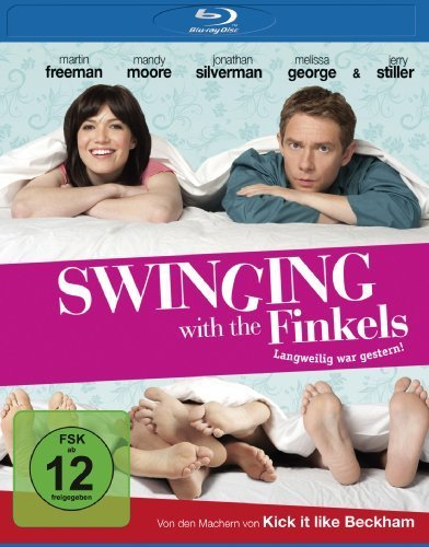 ���� �� ������ / Swinging with the Finkels (2011) BDRip