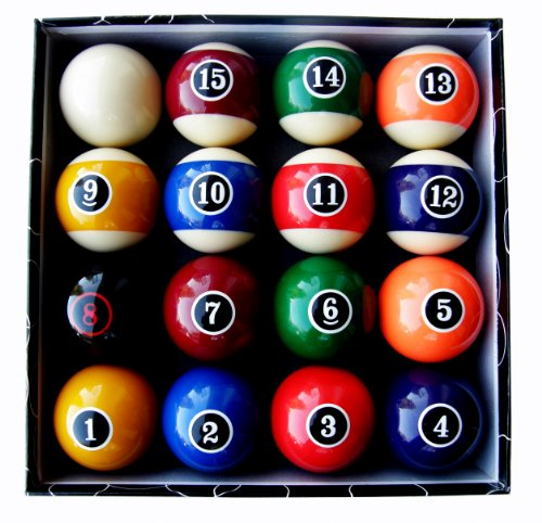 Best Prices! Iszy Billiards Modern Style Pool Ball Set