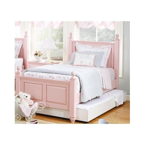 Shabby Chic Pink Bedding 8572 back