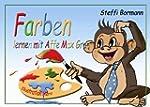 Farben lernen mit Affe Max Grau - Ein...