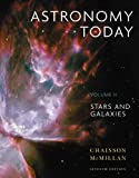 img - for Astronomy Today Volume 2: Stars and Galaxies with MasteringAstronomy (7th Edition) book / textbook / text book