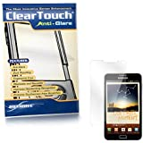 BoxWave Samsung Galaxy Note (International Version GT-N7000 with Home Button) ClearTouch Anti-Glare Screen Protector (Single Pack) - Anti-Fingerprint, Matte Screen Guard Cover
