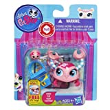 Crab and Crab Friend Littlest Pet Shop Favorite Pets #3330 / #3331 Figures