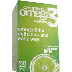 Coromega Omega-3 Supplement