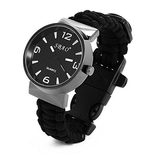 xcsource-strumento-di-emergenza-paracord-allaperto-orologio-con-bussola-di-sopravvivenza-del-fischio