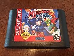 Mega Man: The Wily Wars (Sega Genesis) English from Capcom