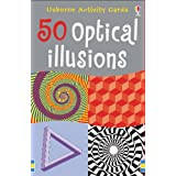50 Optical Illusions (Usborne Activity Cards)by Sam Taplin
