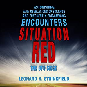Situation Red Audiobook