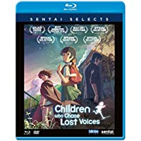 Children Who Chase Lost Voices on Blu-ray