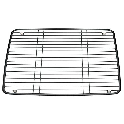 InterDesign Axis Kitchen Sink Protector Grid
