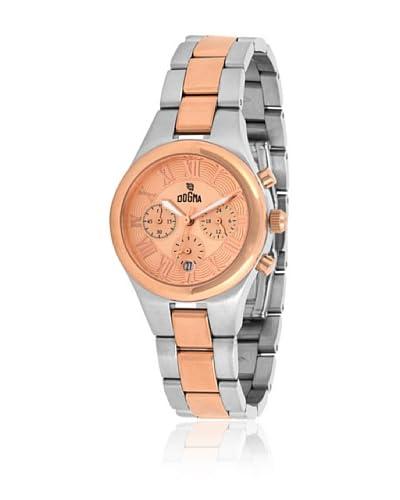 Dogma Reloj DGCRONO-317S Plateado / Oro Rosa