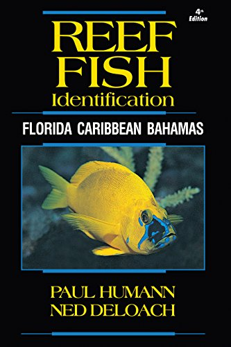 Reef Fish Identification - Florida Caribbean Bahamas - 4th Edition (Reef Set)