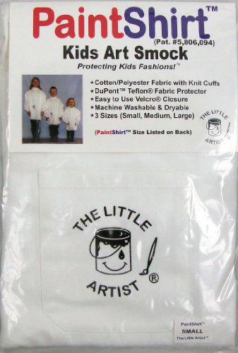 PaintShirt (Small) - Kids Art Smock