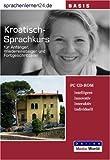 echange, troc Udo Gollub - Sprachenlernen24.de Kroatisch-Basis-Sprachkurs CD-ROM für Windows/Linux/Mac OS X (Livre en allemand)