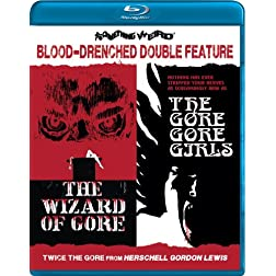 Wizard of Gore / The Gore Gore Girls, The [Blu-ray]