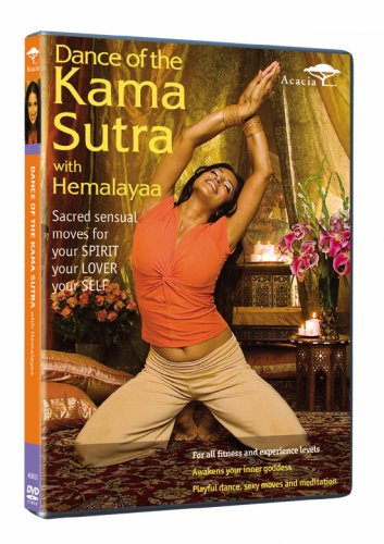 Dance of the Kama Sutra [DVD]