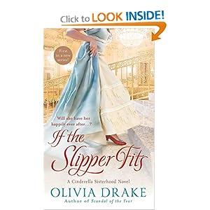 If the Slipper Fits - Olivia Drake