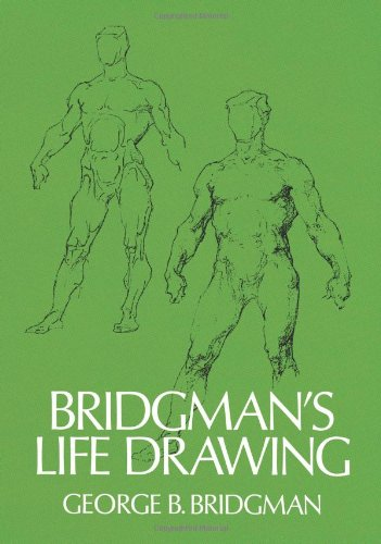 Bridgman's Life Drawing (Dover Anatomy for Artists)