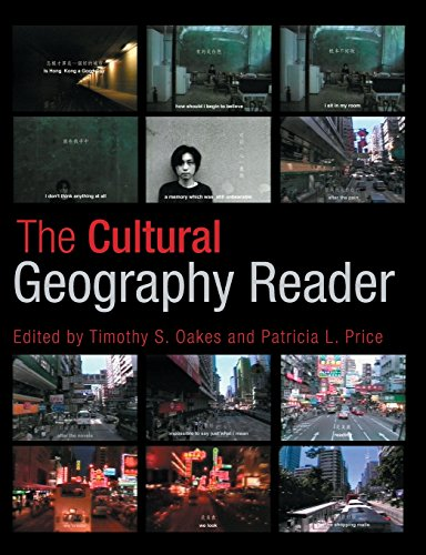 The Cultural Geography Reader front-722732