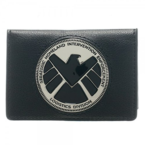 Marvel Agents of S.H.I.E.L.D. Phil Coulson Badge Wallet (Marvel Agents Of Shield Wallet compare prices)