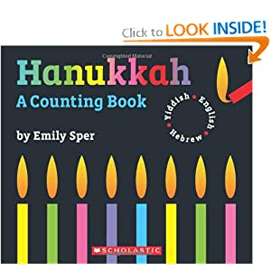 Hanukkah: A Counting Book