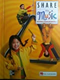 img - for Share the Music: Grade 1 by Music2003 (2003-01-03) book / textbook / text book