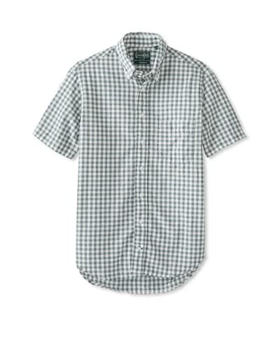 Gitman Vintage Men's Check Button-Up Shirt