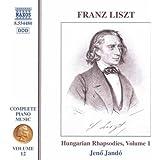 Liszt : intégrale de l'oeuvre pour piano Vol.12