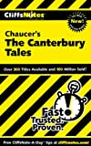 CliffsNotes on Chaucer's The Canterbury Tales (Cliffsnotes Literature Guides) (0764585908) by Roberts, James L