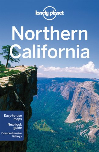 Lonely Planet Northern California (Travel Guide) front-1055955
