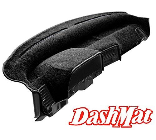 DashMat Original Dashboard Cover Chevrolet and GMC (Premium Carpet, Black) (Chevrolet Truck Dashboard Cover compare prices)