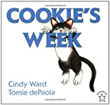 洋書絵本読み聞かせ「Cookie's Week」