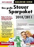 Das grosse Steuersparpaket 2010/2011 (für Steuerjahr 2010)