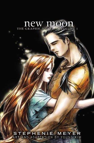 New Moon: The Graphic Novel, Vol. 1 (The Twilight Saga) by Stephenie Meyer, Young Kim
