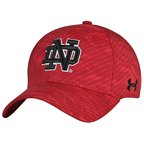 UNDER ARMOUR NOTRE DAME YOUTH 2016 SIDELINE SIGNAL CALLER ADJUSTABLE HAT