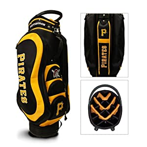 Pittsburgh Pirates MLB Cart Bag - 14 way Medalist - TGO-97135 by Team Golf