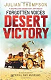 Julian Thompson Forgotten Voices Desert Victory