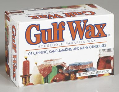 Gulfwax Paraffin Wax 1 Lb. (Gulf Paraffin Wax compare prices)