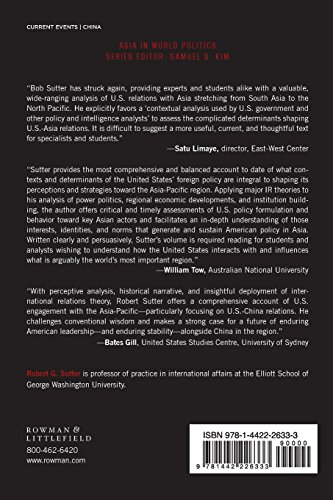The United States and Asia (Asia in World Politics)