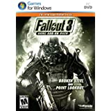 Fallout 3 Game Ad-On Pack: Broken Steel And Point Lookout (PC)